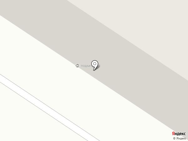 Кифа на карте Норильска
