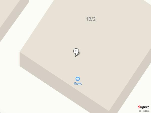 Люкс на карте Норильска