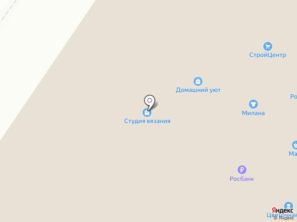 Парикмахерская на карте Норильска