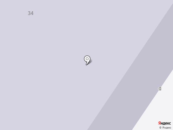 Средняя общеобразовательная школа №37 на карте Норильска