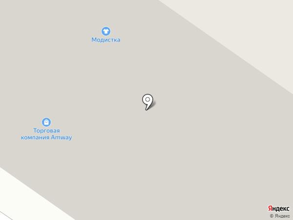 Amway на карте Норильска