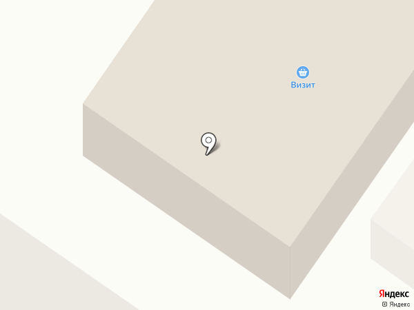 Визит на карте Норильска
