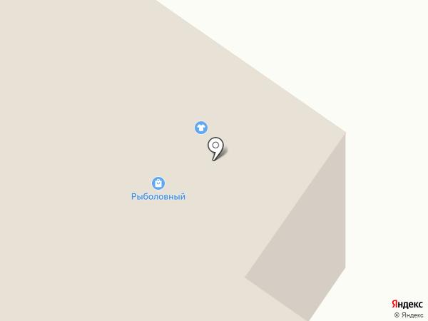 Палитра на карте Норильска