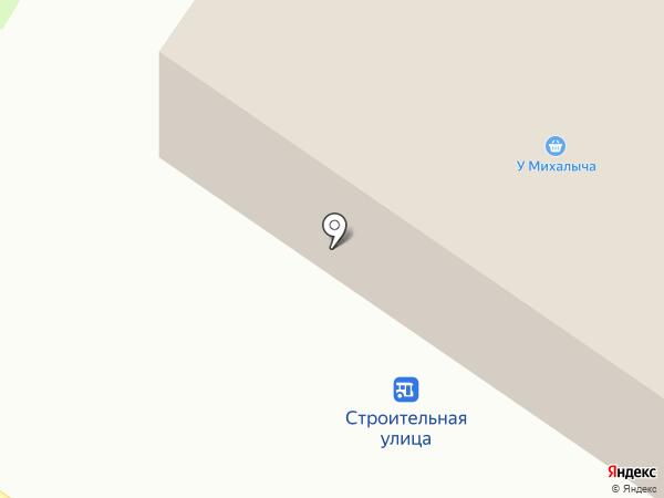У Михалыча на карте Норильска