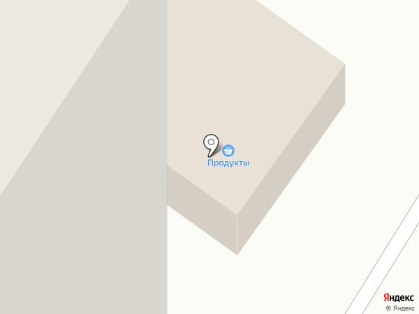 Лора на карте Норильска