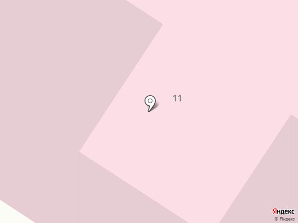 Норильская городская поликлиника №3 на карте Норильска
