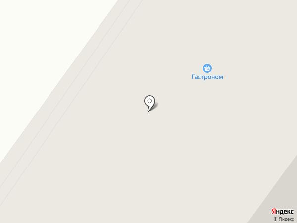 Гастроном на карте Норильска