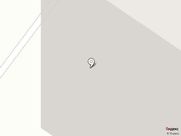 Участковый пункт полиции №14 на карте Норильска