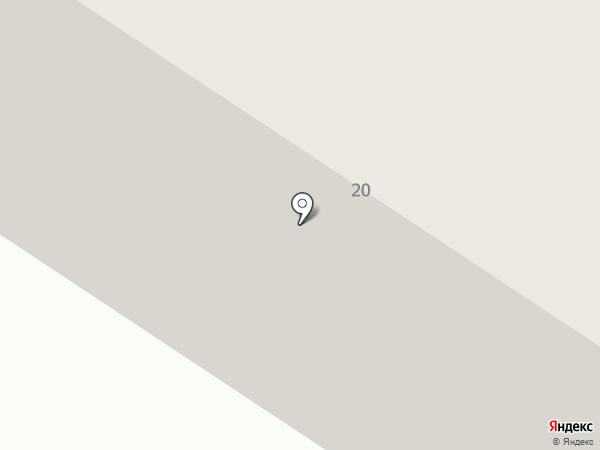 Окна Комплект на карте Норильска