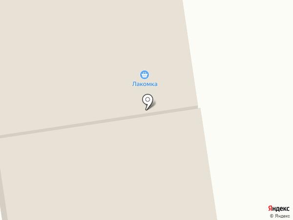 Лакомка на карте Норильска