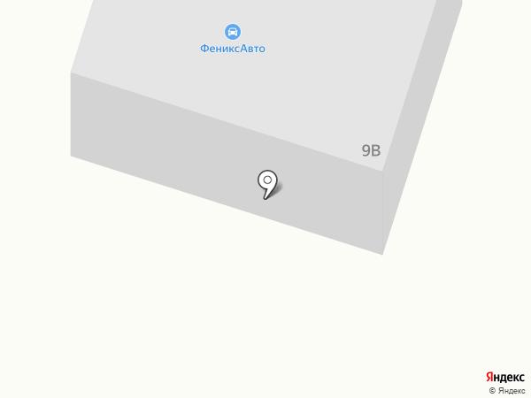 Подземка на карте Норильска