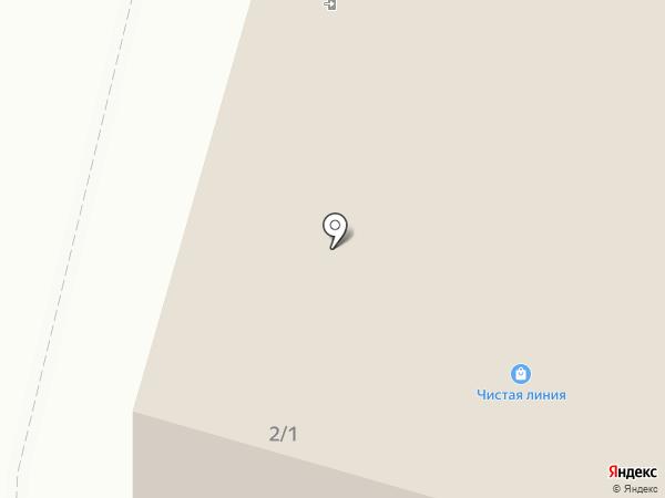 Васбург на карте Норильска