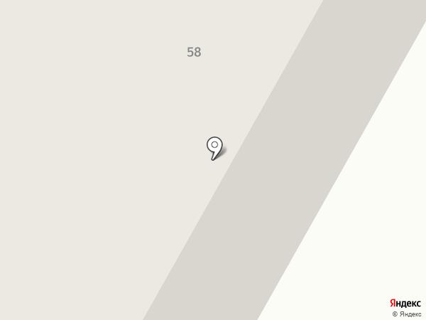 Маршрутка Алыкель на карте Норильска
