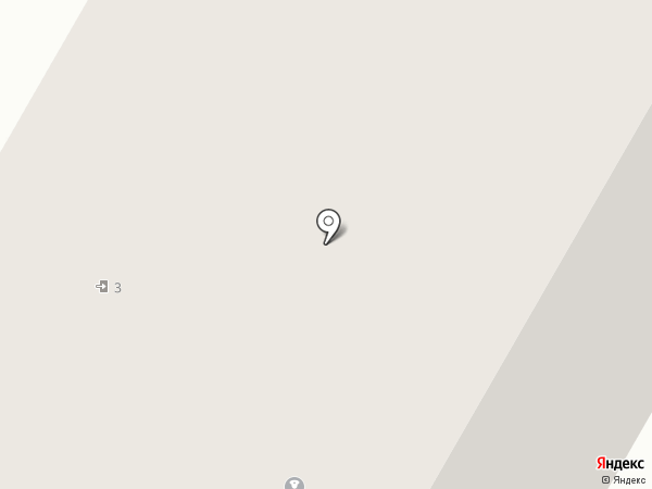 Участковый пункт полиции №6 на карте Норильска