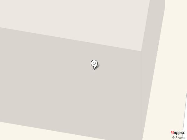 Изабель на карте Норильска