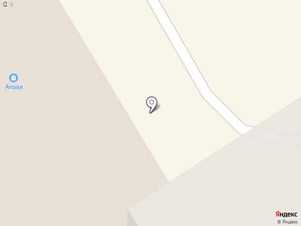 Шедар на карте Норильска
