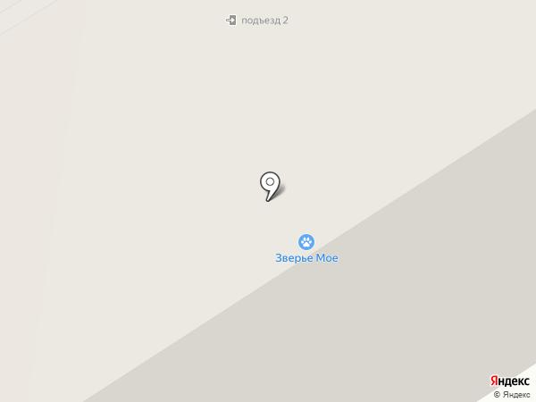 Арт-Вижен на карте Норильска