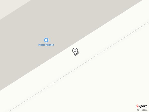 Магазин перчаток и тапочек на карте Норильска
