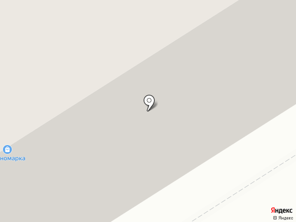 Натали на карте Норильска
