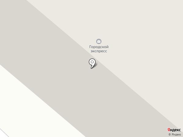 Городской эконом на карте Норильска