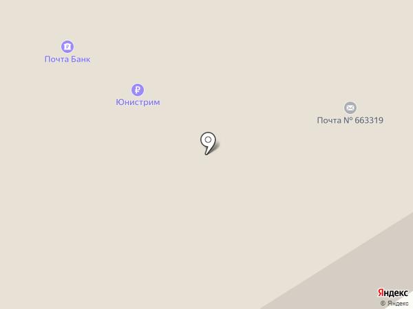 Спортлото на карте Норильска