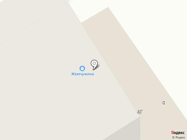Норинвест на карте Норильска