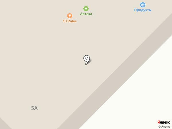 Юность на карте Норильска