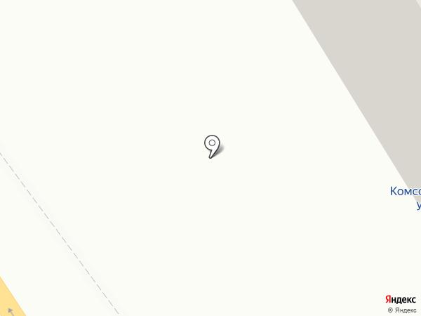 Киоск сувениров и подарков на карте Норильска