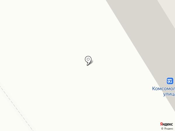 Магазин сувениров и подарков на карте Норильска