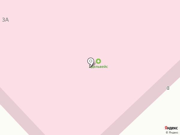 Вита на карте Норильска