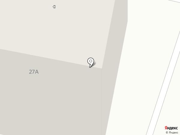 Нордсервис на карте Норильска