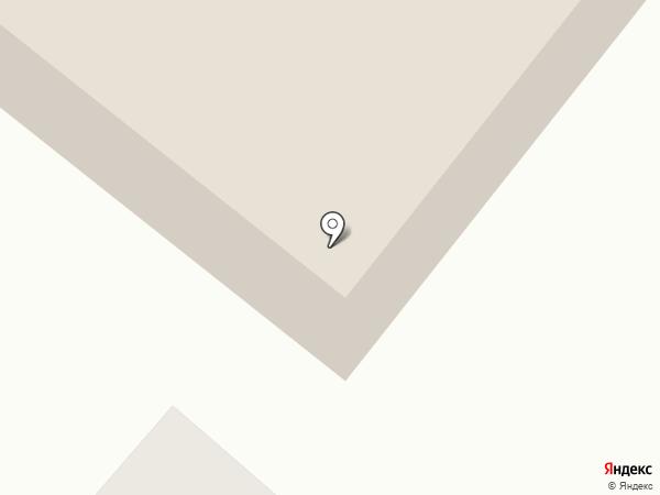 Ласточка на карте Норильска