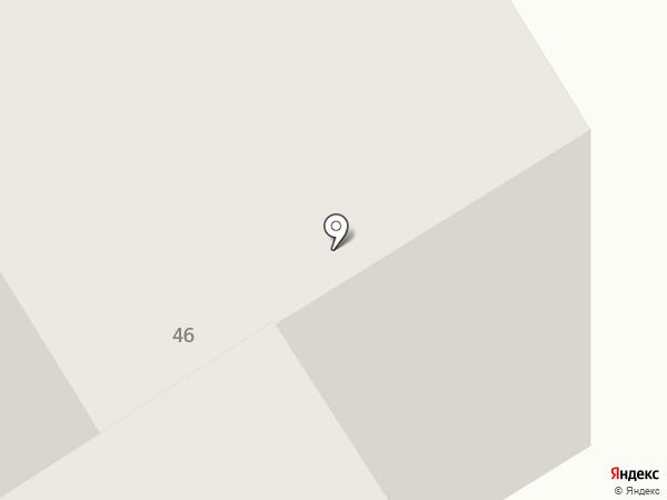 Ника на карте Норильска