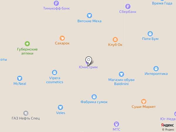 Vipera cosmetics на карте Норильска