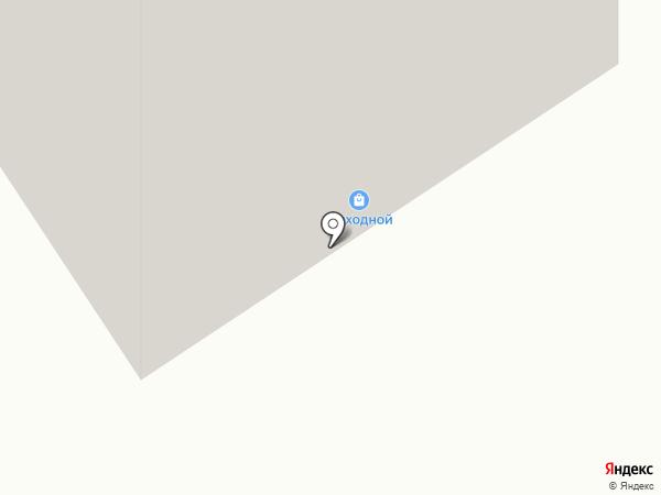 Выходной на карте Норильска