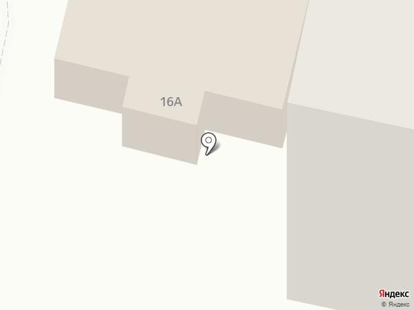 Пегас на карте Норильска