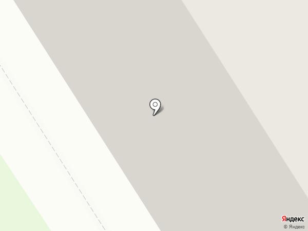Библиотека №3 на карте Норильска