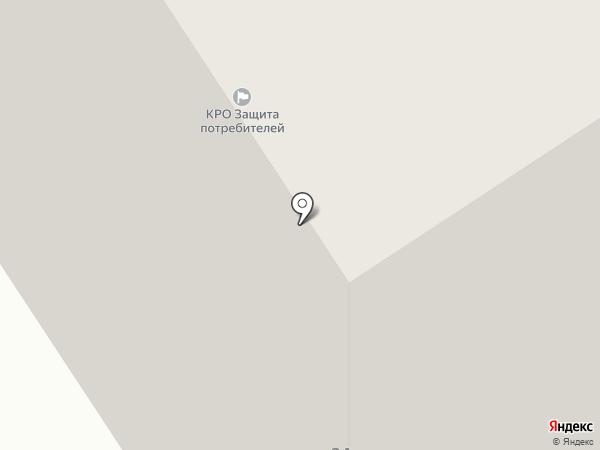 Адвокатские кабинеты Бабичевой Г.М. и Семесько Г.М. на карте Норильска
