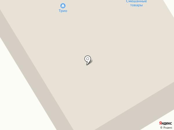 Феликс на карте Норильска