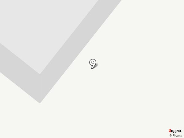 Вектор на карте Норильска