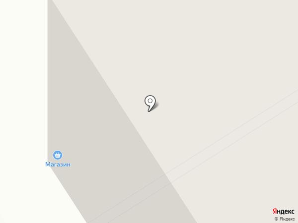 Продовольственный магазин на карте Норильска