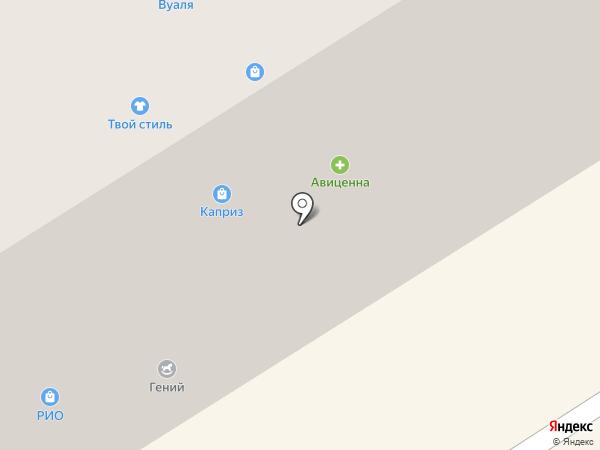Nika на карте Норильска