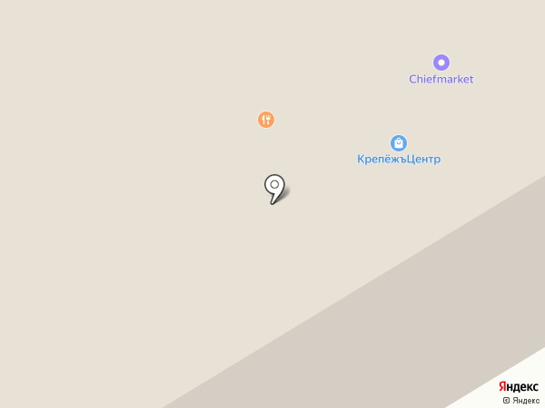 Hobby House Фронтир на карте Норильска