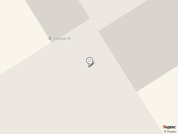 Стрекоза на карте Норильска