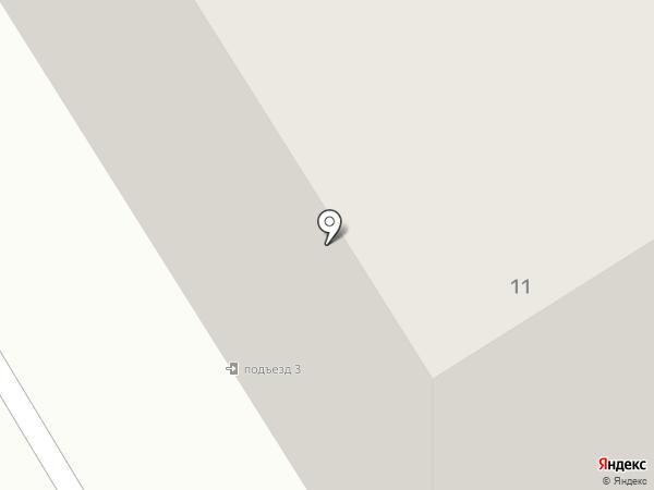 Монтэкс на карте Норильска