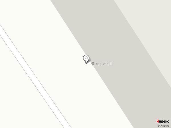 Енисей на карте Норильска