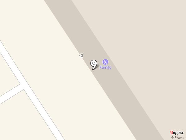 5 Авеню на карте Норильска