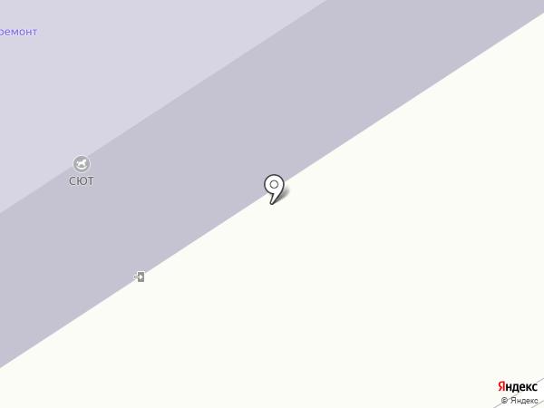 Станция юных техников на карте Норильска