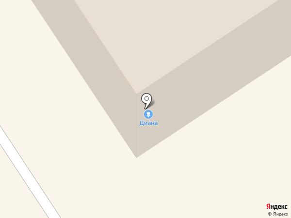 Магазин кожгалантереи и головных уборов на карте Норильска