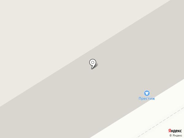 Престиж на карте Норильска